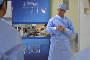 Dr. Javier Pizarro