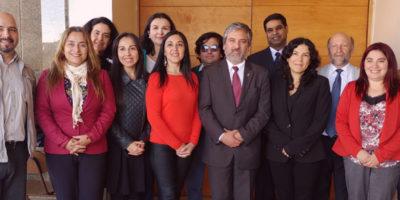 Charla inaugural del Doctorado en Educación en Consorcio invitó a los futuros doctores a investigar en el área de escritura