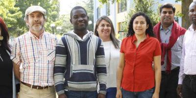 Becados de Angola, Venezuela y Colombia escogieron la UCM para realizar sus postgrados