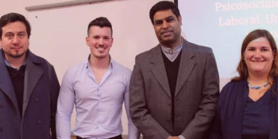 UCM propicia espacio para trabajo colaborativo en investigación y vinculación internacional