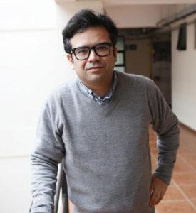 Dr. Boris Lucero, director del Laboratorio de Psicología UCM