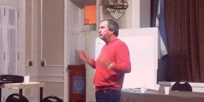Sobre didáctica de las ciencias naturales exponen académicos UCM en Buenos Aires