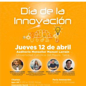 El 12 de abril celebraremos el Día de la innovación