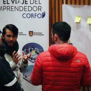 ESTUDIANTES CONOCIERON EL VIAJE DEL EMPRENDEDOR