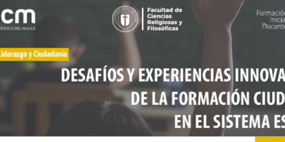 """EL IV SEMINARIO DE """"LIDERAZGO Y CIUDADANÍA"""" EN LA UCM SERÁ VIRTUAL"""